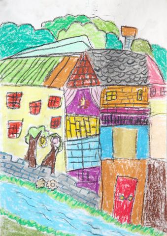 儿童画339_480竖版竖屏小学英语pep人物图片
