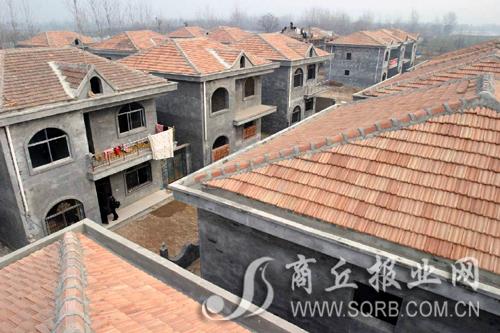 充满朝气的新农村 代庄村 西刘村探访