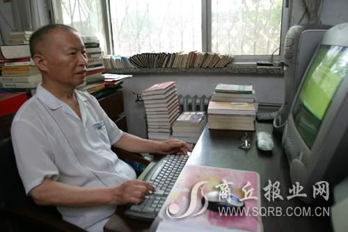 《笔耕不辍的报社老同志》引起网友共鸣 - 张同德 - 穆青教我当记者(张同德的个人主页)