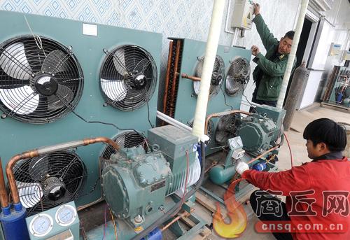 请问空调中的压缩机的工作原理-空调的压缩机是如何