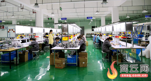 宁陵县:产业兴旺城区美 绿色生态惠民生